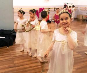 Ballet drem school_Spettacolo di danza_angeli