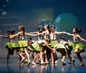 Ballet drem school_Spettacolo di danza_trottole