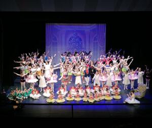 Ballet drem school_Spettacolo di danza_Gran finale