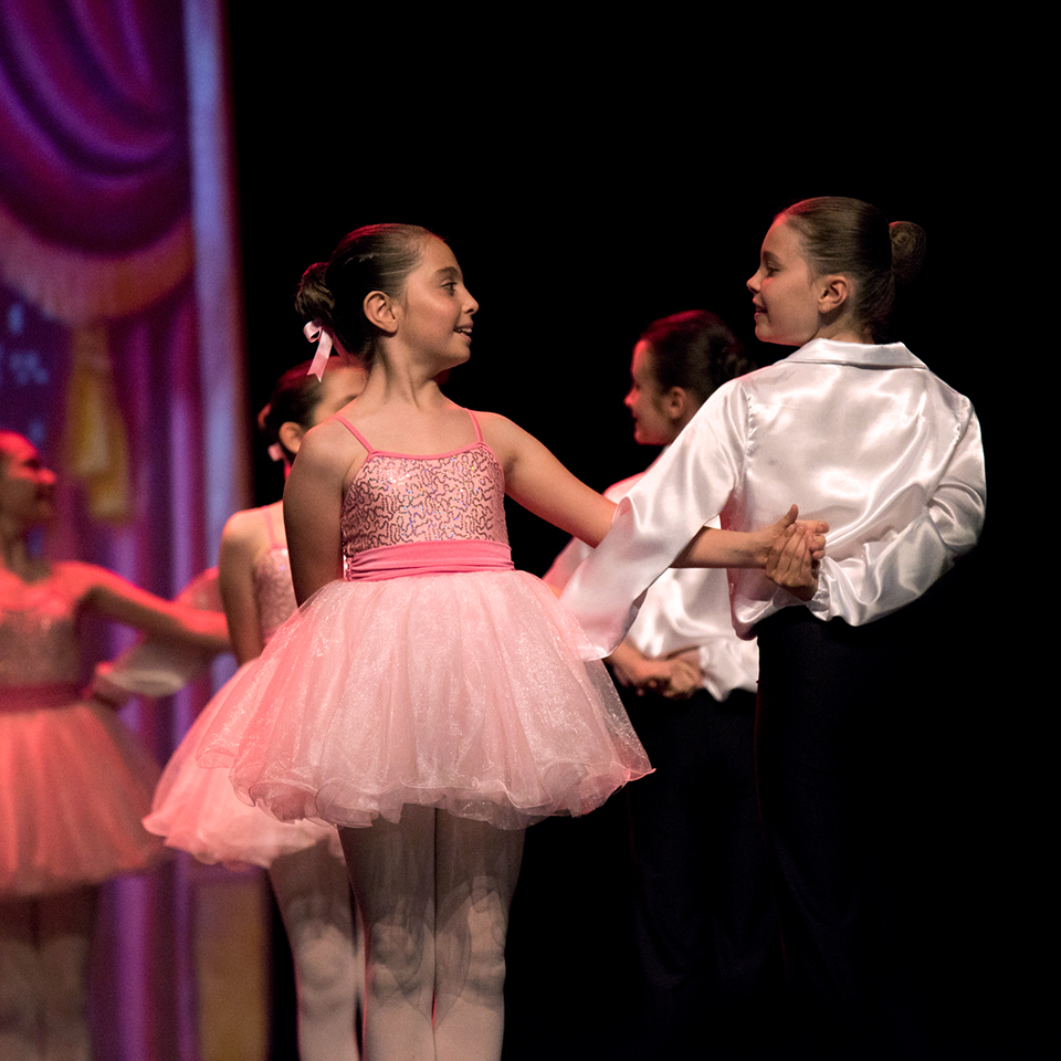 Ballet drem school_Spettacolo di danza_bambini