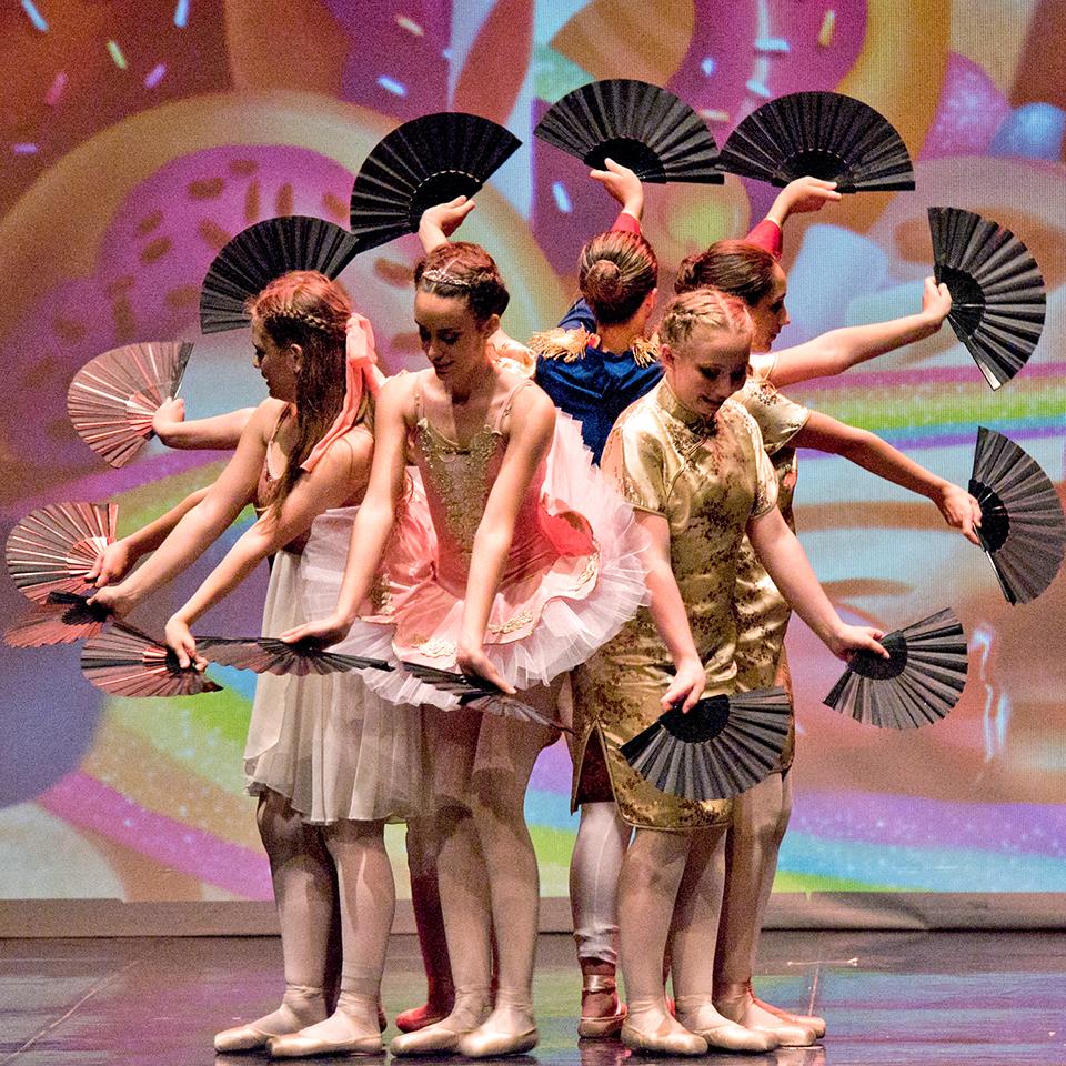 Ballet drem school_Spettacolo di danza_il te