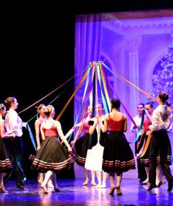 Ballet drem school_Spettacolo di danza_i nastri