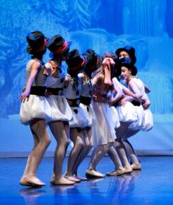 Ballet drem school_Spettacolo di danza_pupazzi di neve