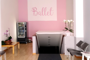 Ingresso scuola di danza Ballet Dream school