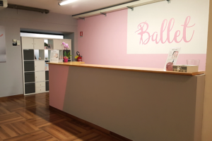 Segreteria scuola di danza Ballet Dream school